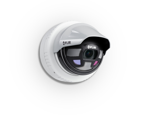 FLIR Introduces Saros, FLIR's Next-Generation Outdoor Perimeter Security Camera Line for Commercial Businesses (Photo: Business Wire)