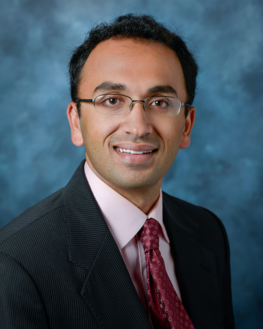 Children's Hospital Los Angeles' first-ever Chief Innovation Officer Omkar P. Kulkarni. (Photo: Business Wire)