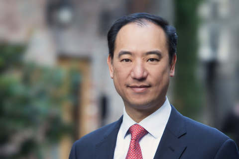 Yat-Pang Au of Veritas Investments to be honored with City of Hope's prestigious Spirit of Life® Award (Photo: Business Wire)