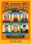 Great Clips, Inc. partners with NHL to showcase the LegendHairy Greats. (Graphic: Great Clips, Inc.)