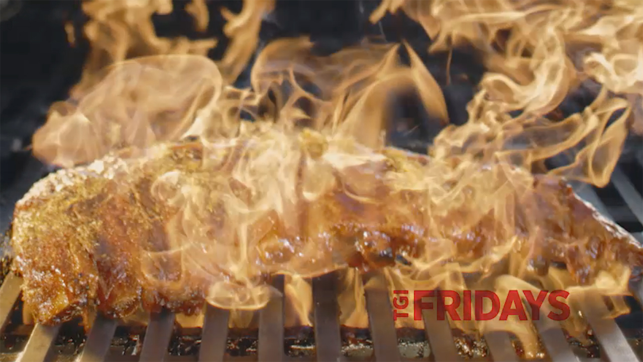 TGI Fridays challenges meat-loving fans everywhere to #DemandBiggerRibs today and everyday!