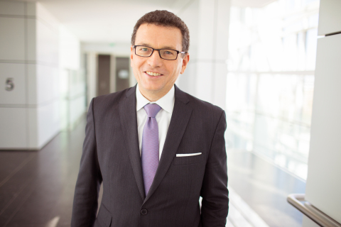 Dr. Helmut Reisinger is the new chief executive officer (CEO) of Orange Business Services (Photo: Or ...