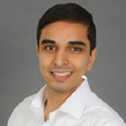 Kamil Chaudhary, vice president and general counsel at Alfresco Software (Photo: Business Wire)