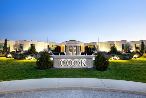 Cook Medical Headquarters (Photo: Business Wire)