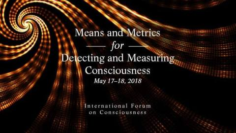 The 17th International Forum on Consciousness will draw a diverse group of thought leaders in neuroscience and consciousness to Madison, WI May 17–18, 2018. (Graphic: Business Wire)
