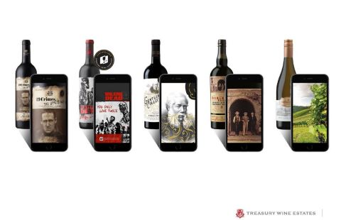 Living Wine Label Platform (Photo: Business Wire)
