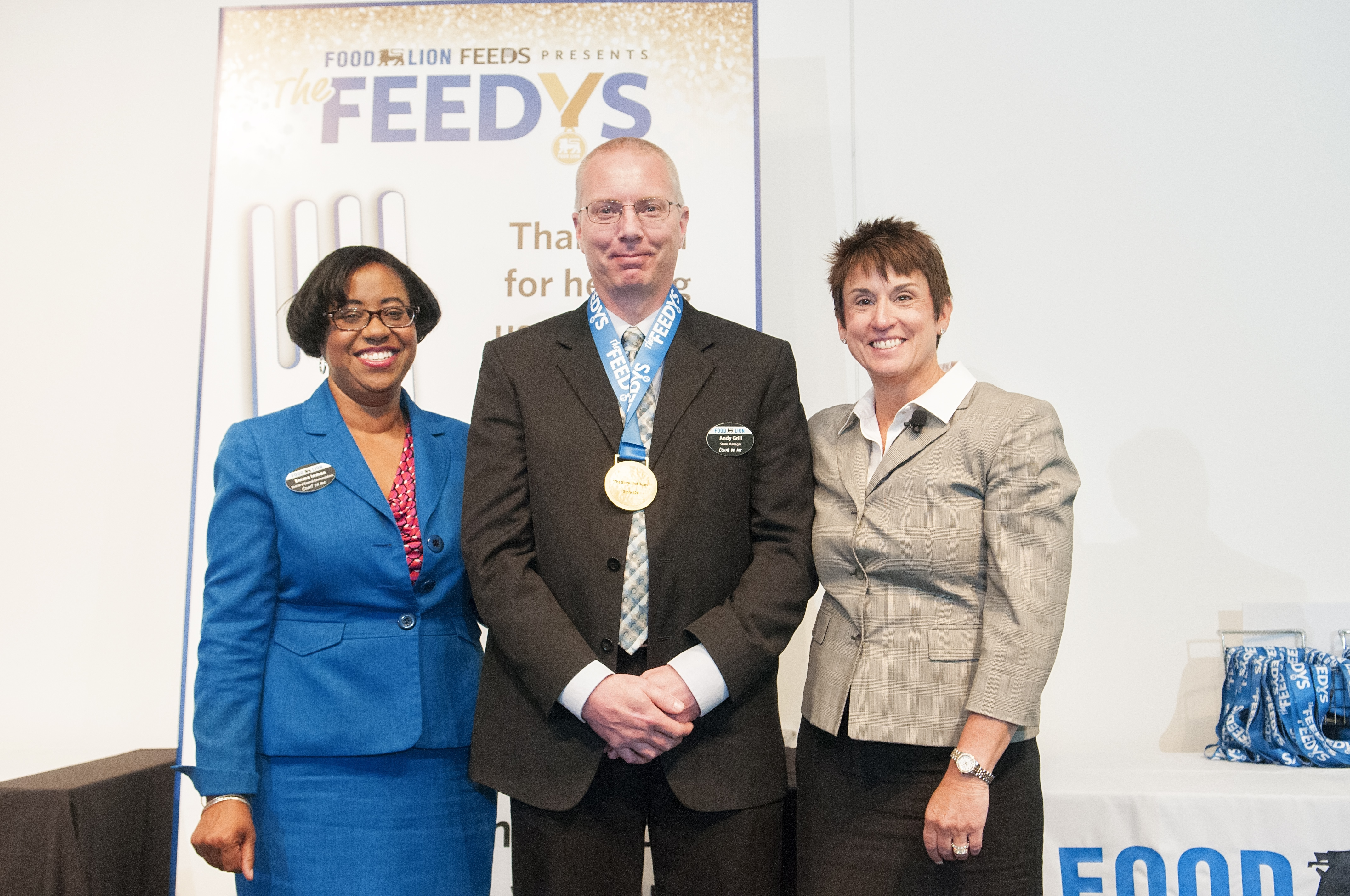 Food Lion Hosts Third Annual The Feedys Awards To Honor Local