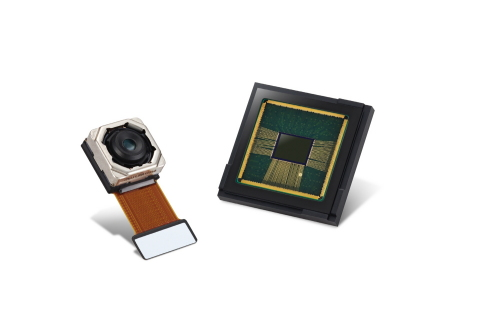 Samsung New ISOCELL SLIM 3P9 Image Sensor (Photo: Business Wire)