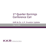 KKR Q1'18 Supplemental Operating and Financial Data