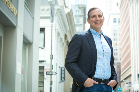Pictured above: Foresite Capital CEO and Founder Jim Tananbaum. Photo credit: Elisabeth Fall, FallFoto