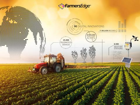 90多种专注于数据驱动决策支持的数字农艺新工具即将发布。(照片:美国商业资讯)