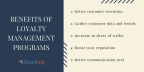 The Perks of Being Loyal Why Loyalty Management Programs. (Graphic: Business Wire)