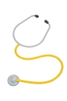 3M's new Single-Patient Stethoscope offers advanced sound quality, comfort and durability to help clinicians improve patient care in isolation care settings. (Photo: 3M)