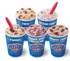 The Dairy Queen® system has introduced its first-ever Summer Blizzard® Treat Menu which is filled with iconic summer-inspired flavors and new innovations and is now available at DQ® and DQ Grill & Chill® locations nationwide for the entire summer. (Photo: Business Wire)