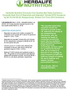 Click on the image to download the full first quarter 2018 earnings release.