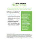 Herbalife Nutrition Reports Q1 2018 Earnings (Graphic: Business Wire)