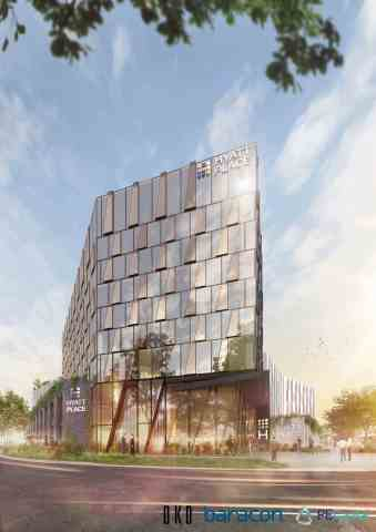 Hyatt Place Melbourne Springvale will boast a prominent location at the intersection of Springvale and Dandenong Roads in the heart of the Monash Employment and Innovation Cluster, which is home to a number of academic institutions, businesses and medical facilities. (Photo: Business Wire)