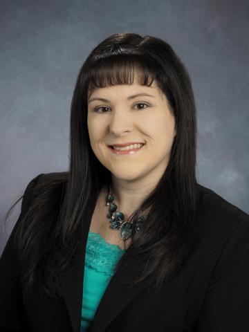 Veronica Bocock, Carter Bank & Trust's vice president and Customer Contact Center manager (Photo: Bu ...