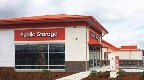 Public Storage at 16311 Meridian Ave E Puyallup, Washington, opened today with more than 1,200 spaces to serve the fast-growing suburb of Seattle. (Photo: Business Wire)