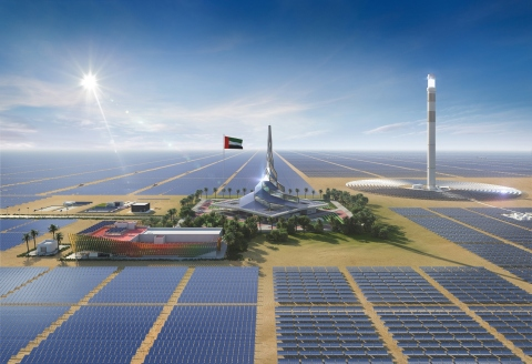 Dubai Adds 200MW Solar Energy, Increasing Clean Energy Share To 4% of Installed Capacity (Photo: AET ...