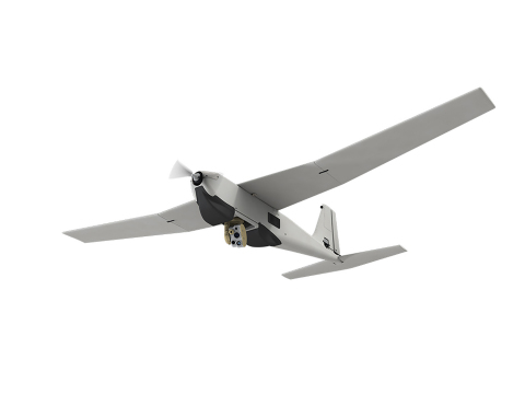 AeroVironment's Puma UAS with Mantis i45 Sensor to be fielded by the German Navy (Photo: Business Wire)