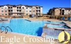 Abode managed Eagle Crossing Apartments located on Camp Wisdom Road in Dallas, Texas (Photo: Business Wire)