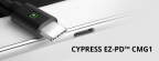 Pictured is Cypress' compact and highly-integrated USB-C controller optimized for connectivity and power delivery in electronically-marked cables. (Photo: Business Wire)