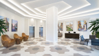 Hyatt Centric Brickell Miami Features a Modern Design Inspired by the Destination's Sights and Cultures. (Photo: Business Wire)