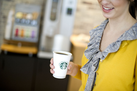 Starbucks and Nestlé announced they will form a global coffee alliance to accelerate and grow the global reach of Starbucks brands in Consumer Packaged Goods (CPG) and Foodservice. (Photo: Business Wire)