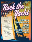 The Rock The Yacht tour comes to The Event Center at SugarHouse Casino on Friday, Aug. 17, at 8 p.m. (Graphic: Business Wire)