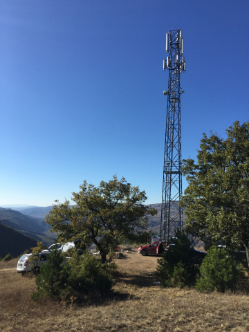 Turkcell launches 4.5G in rural Anatolia deploying the nationally-produced base station ULAK (Photo: Business Wire)