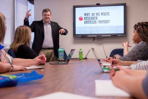 As part of a network upgrade across all of its campuses, UA Little Rock is using Aruba's Mobile First infrastructure to enhance classroom learning experiences and prepare for IoT. (Photo: Business Wire)