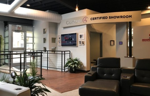 Control4 Certified Showroom, Pittsburgh, PA – (Photo: Business Wire)