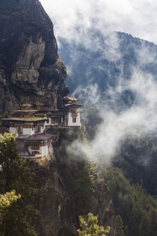 Tiger's Nest Monastery in Bhutan (Photo: Business Wire)