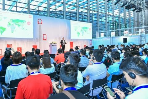 CE China 2018的IFA零售大講堂(照片:美國商業資訊)