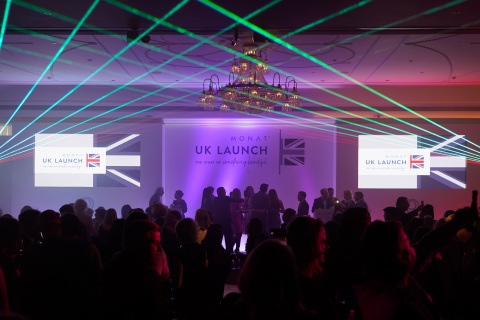 MONAT UK Launch Event (Photo: Business Wire)