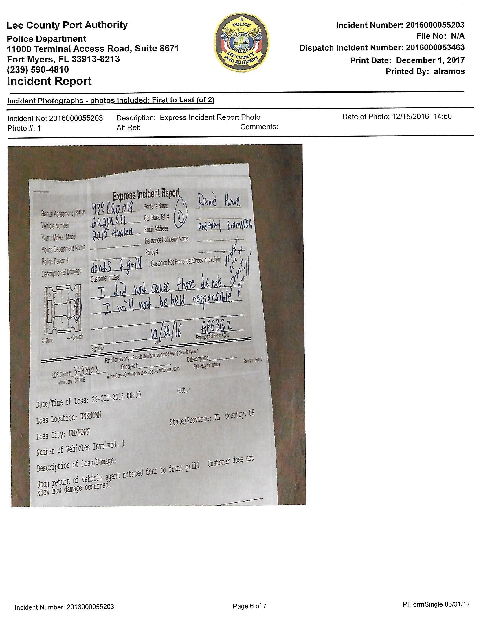 Enterprise Holdings And Canadian Car Rental Scandal Christopher