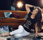 Support the health of moms and babies with the special-edition Thalia Sodi Collection t-shirt benefitting March of Dimes. $29.50, available in select Macy's locations and on macys.com. (Photo: Business Wire)