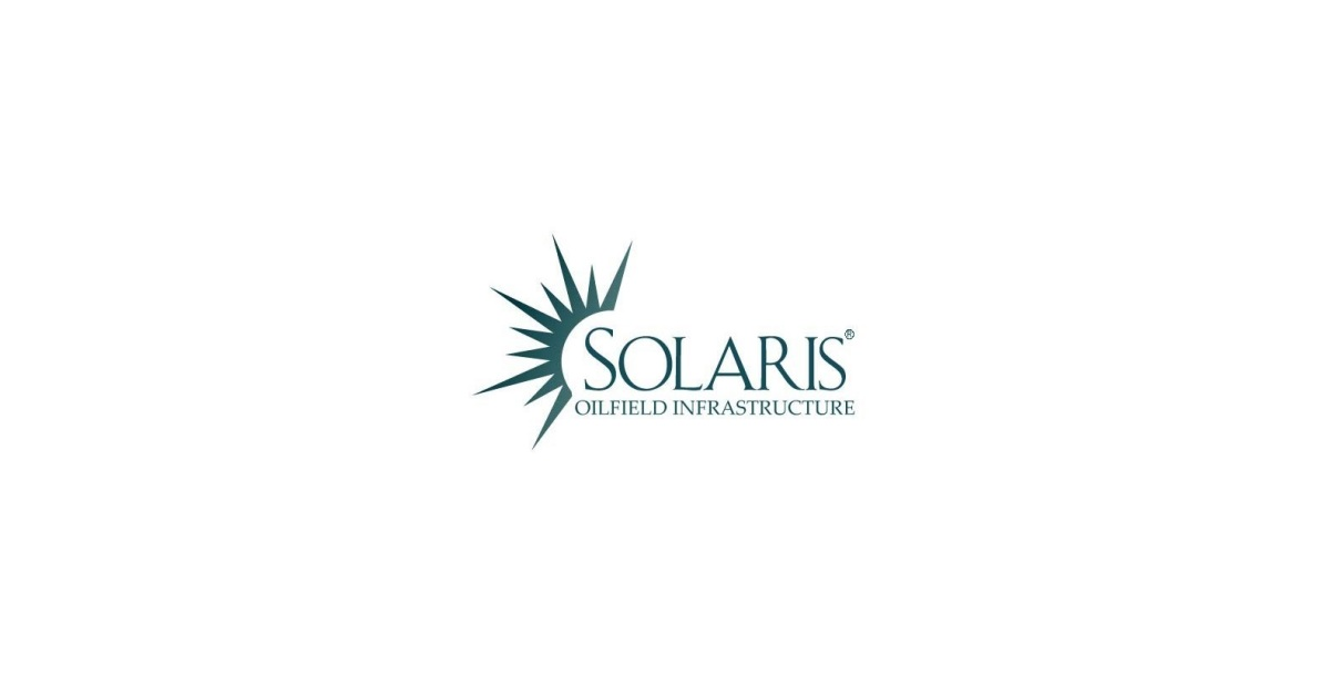 Solaris Oilfield Infrastructure Announces First Quarter 2018 Results