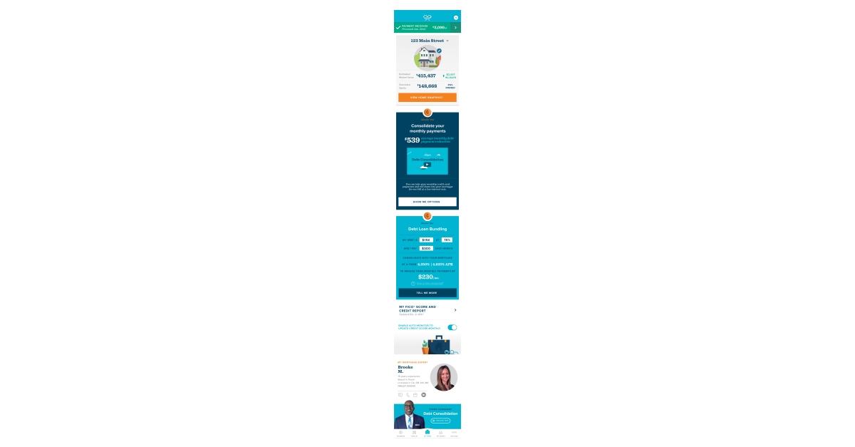 Mr cooper mobile app