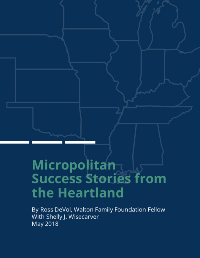 Walton family foundation research shows small towns across the walton family foundation research shows small towns across the heartland outline a blueprint for economic success business wire malvernweather Images