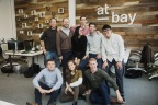 Pictured: At-Bay's Mountain View team (Photo: Business Wire)