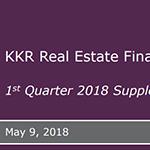 KREF Q1'18 Supplemental Information
