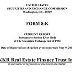 KREF Q1'18 Earnings Release