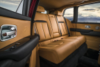 Cullinan Magma Red Interior (Photo: Business Wire)