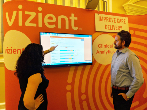 Procedural Analytics, the newest module in the Vizient Clinical Analytics platform, provides insight in near real time and enables users to tie decisions around cost and utilization with their quality and outcomes. (Photo: Business Wire)