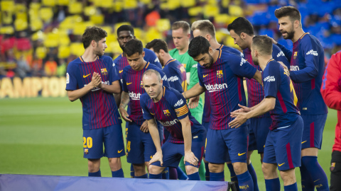 El Clásico: FC Barcelona supports #EatLikeAPro initiative to raise €1,000,000 for UNICEF in partnership with Beko (Photo: Beko)