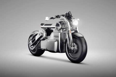 Curtiss Zeus Concept Prototype (Photo: Business Wire)