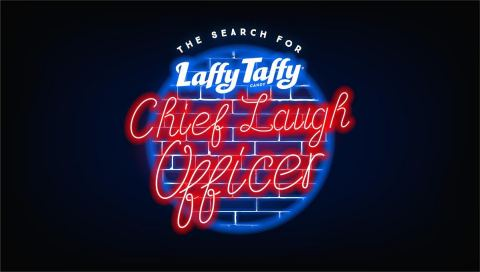 Laffy Taffy Announces the Search for Its First-Ever Chief Laugh Officer (Graphic: Business Wire)