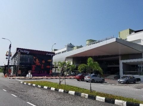 Exterior of 'Center Point Seremban' (Photo: Business Wire)